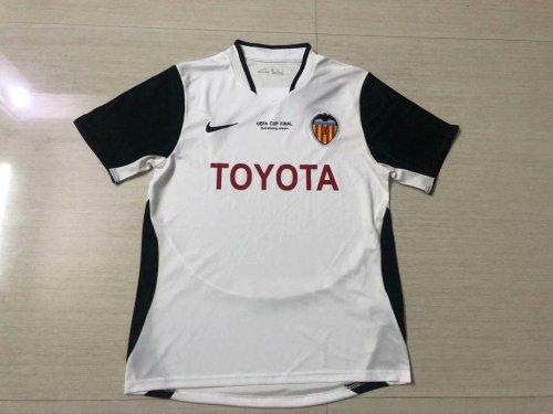 2003/2004 Valencia Football Jersey