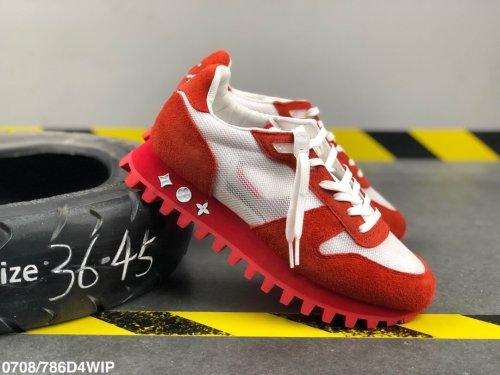 Louis Vuitton running shoe