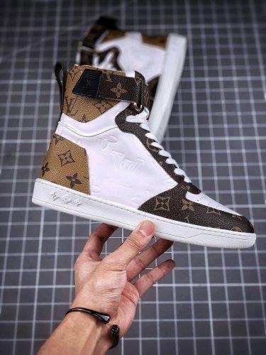 Louis Vuitton high top shoes