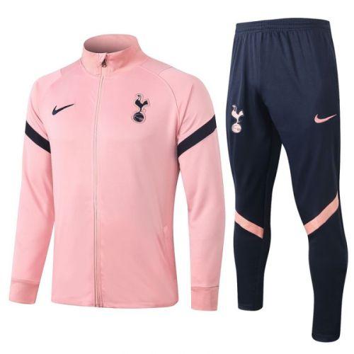 Tottenham Hotspur pink 20-21 Jacket Training Suit(Top + Pant)