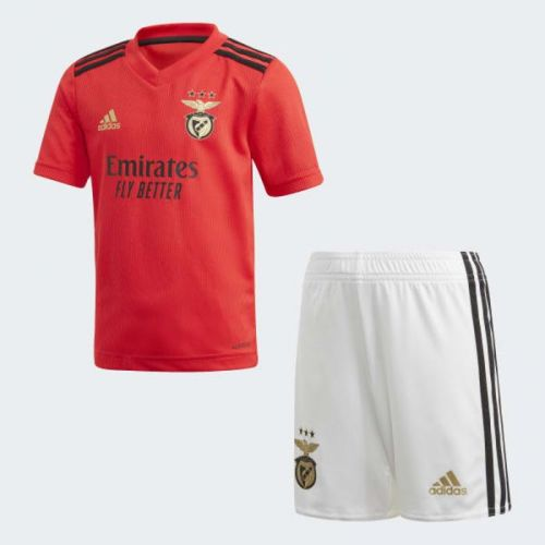 Benfica 20-21 Home Kits Released (Shirt + Short)