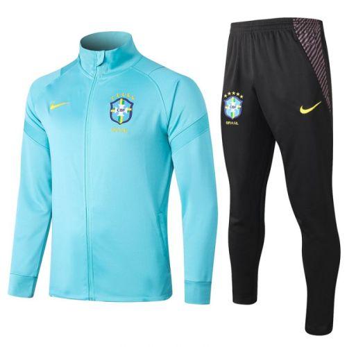 Brazil bluet 20-21 Jacket Training Suit(Top + Pant)