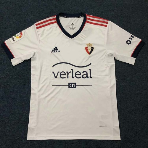 2020-21 Osasuna second  Away Soccer Jersey