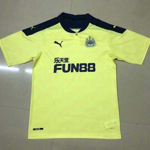 20-21 Newcastle Away Shirt Jersey Soccers