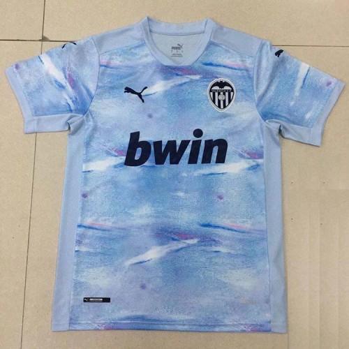 2020-21 Valencia second away Soccer Jersey