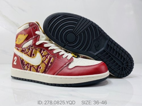Dior x Air Jordan 1 High OG AJ1