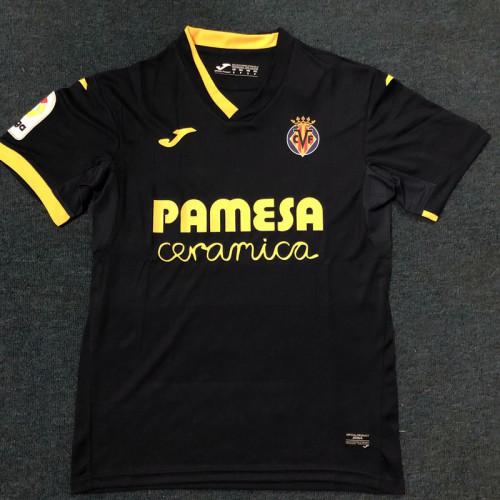 20-21 Villarreal away Soccer Jersey