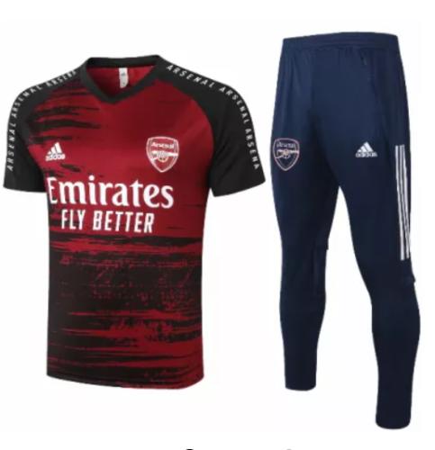 20-21 Arsenal Training uniform jersey and pants