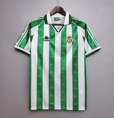 1995/1997 Real Betis balompie Soccer Jersey
