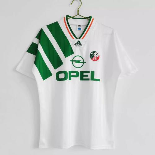 92/92 Ireland Away Retro Jersey