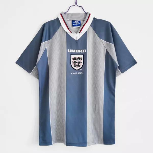 1996 England Away Retro Jersey Shirts