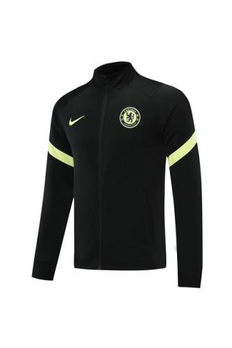 Chelsea 20/21 Jacket - Yellow/Black