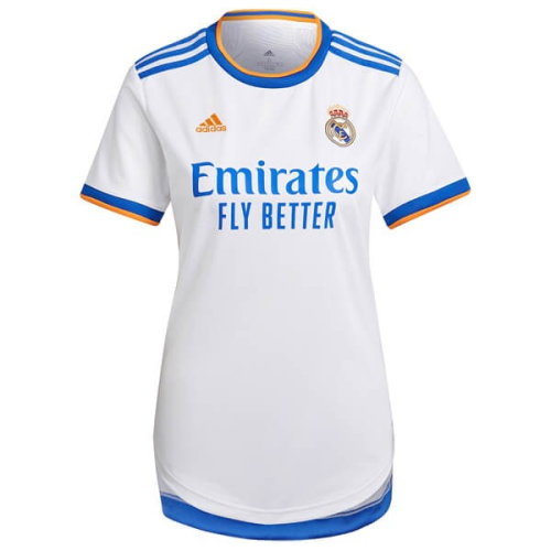 REAL MADRID HOME WOMEN'S SOCCER JERSEY 21/22