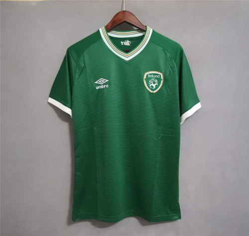 Ireland 20/21 Home Soccer Jersey