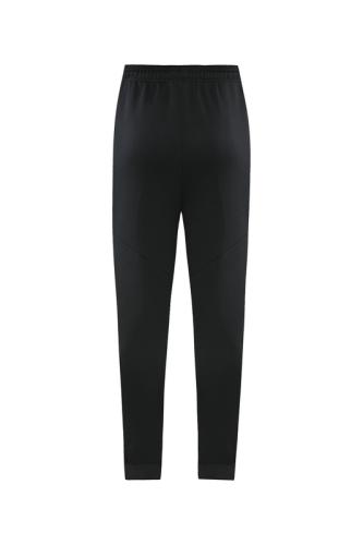Napoli 21/22 Black Joint Long Soccer Pants