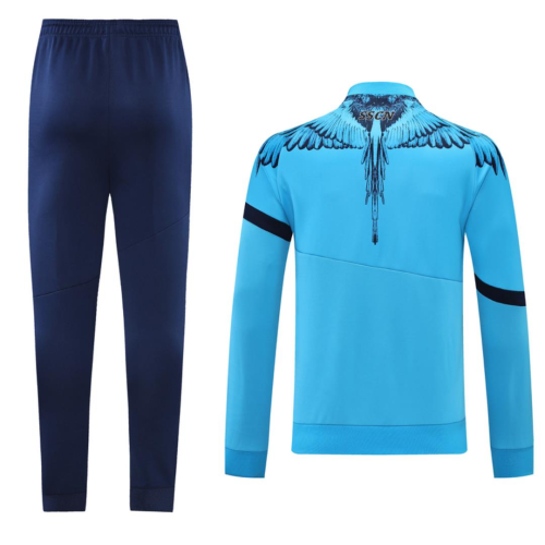 Napoli 21/22 Joint Tracksuit - Blue