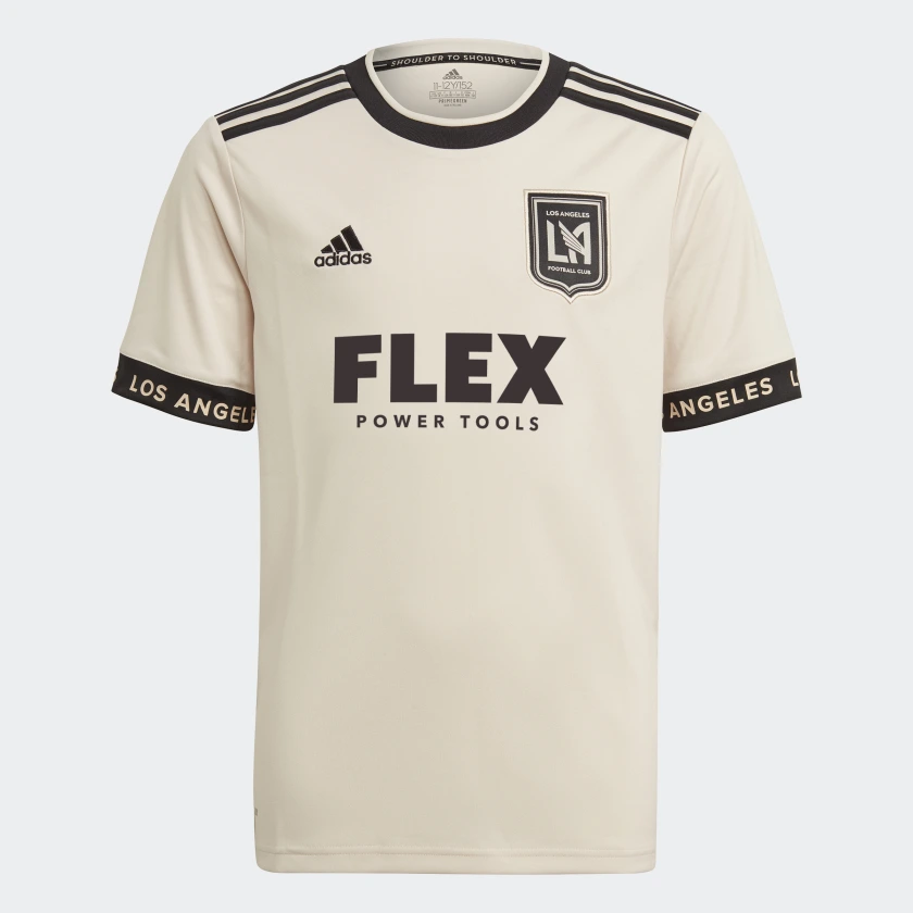 Los Angeles FC 21/22 Away White Jersey