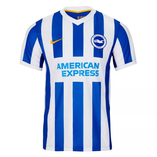 Mens Brighton & Hove Albion F.C. Home Jersey 2021/22
