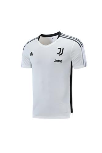 Juventus 21/22 White Training Jersey
