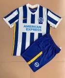 Kids Brighton & Hove Albion F.C. Home Jersey 2021/22