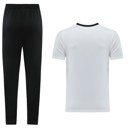 Juventus 21/22 White Training Kit Jerseys
