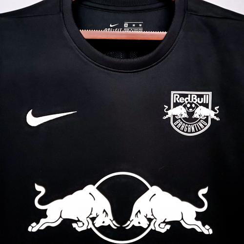 RB Bragantino 21/22 Away Black Soccer Jersey