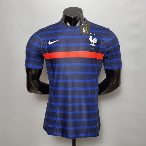 France 2020 European Cup Home Jersey(Player)