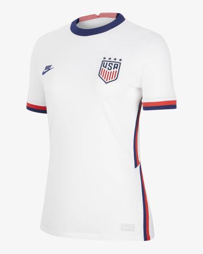 USA Woman 20/21 Home Soccer Jersey