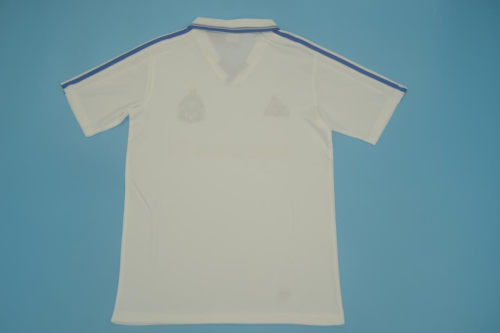 Marseille 99/00 Home Soccer Jersey