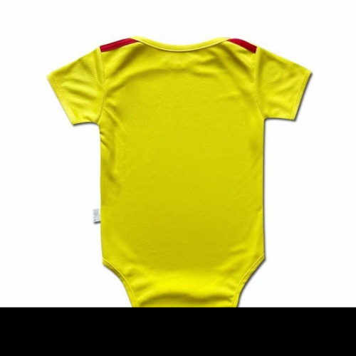 Colombia 20/21 Baby Home Soccer Jersey