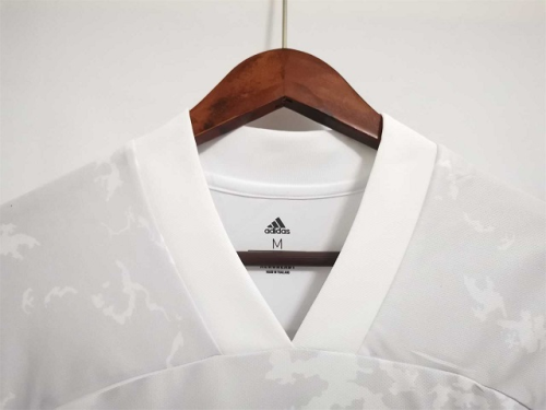 Japan 20/21 Away White Soccer Jersey