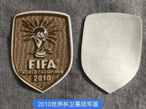 Spain 2010 World Cup Champion Patch