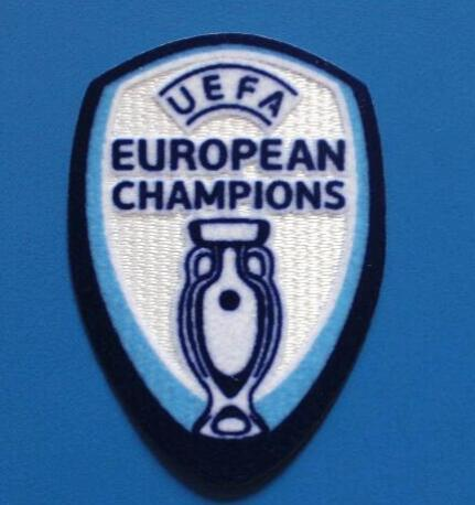 Portugal 2016 European Champions Patch
