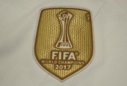 Real Madrid 2017 FIFA Club Champion Patch