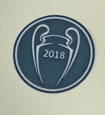 Real Madrid 2018 Defending Champion Patch