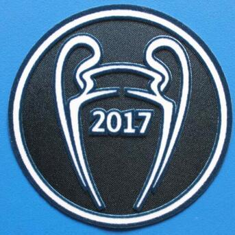 Real Madrid 2017 Defending Champion Patch