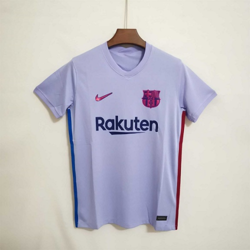 Barcelona 21/22 Away Light Purple Soccer Jersey