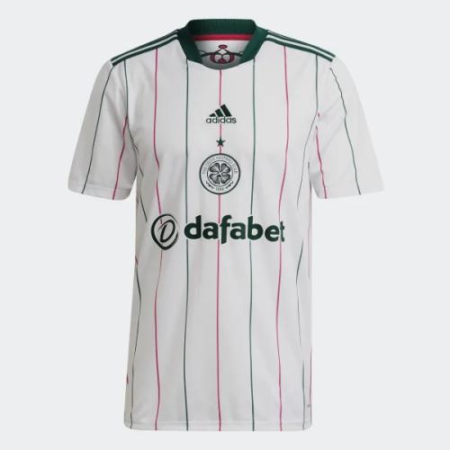Celtic 21/22 Third White Soccer Jersey