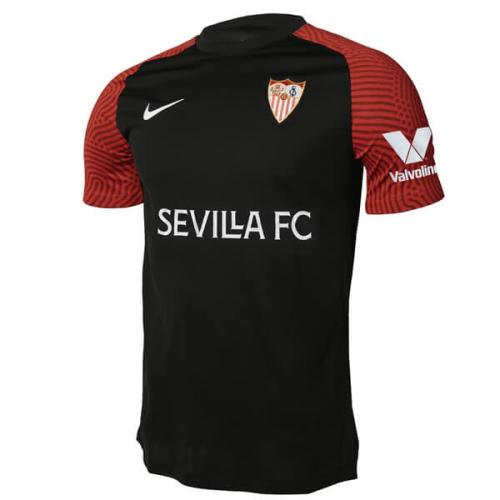 Sevilla 21/22 Third Black Soccer Jersey(Player)