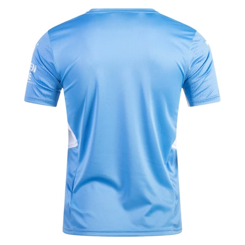 21-22 players version Manchester City home soccer Jersey