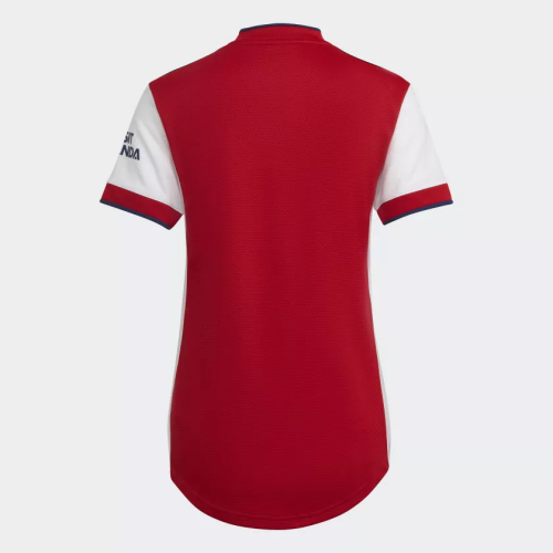Arsenal Woman 21/22 Home Soccer Jersey