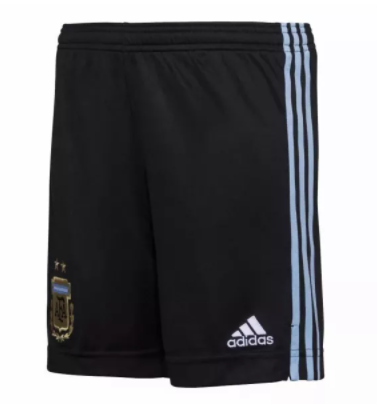 Thai Version Argentina 2020 home Soccer Shorts