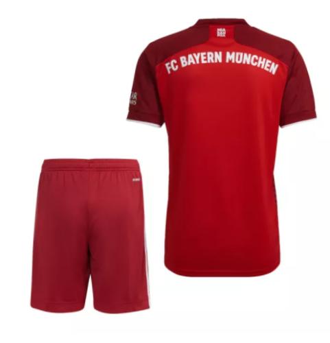 Bayern Munich  2021 / 2022  home Soccer Jersey and short Kit