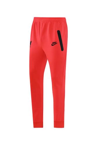 Liverpool 21/22 Pink Long Soccer Pants