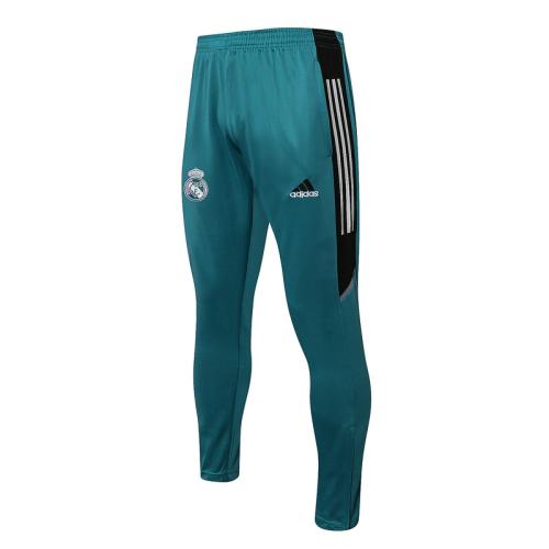Real Marid 21/22 Lake Blue Long Soccer Pants