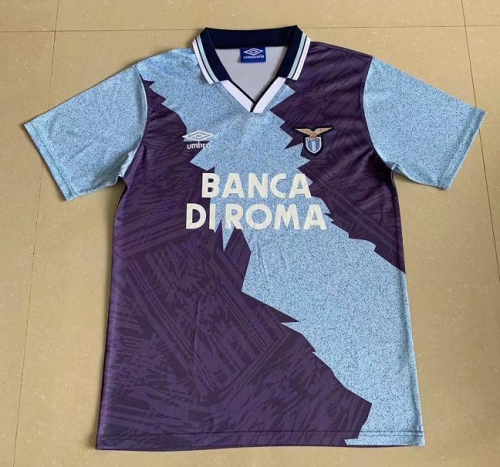 Lazio 1995 Away Soccer Jersey