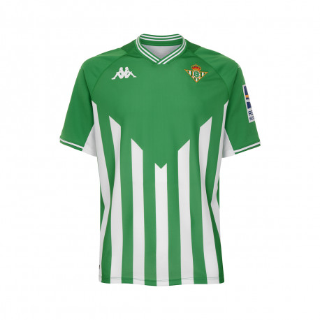 Real Betis 21/22 Home Soccer Jersey