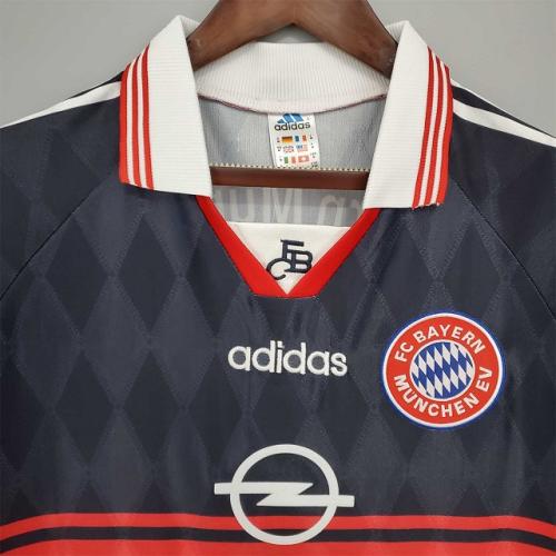 Bayern Munich 98/99 Home Soccer Jersey