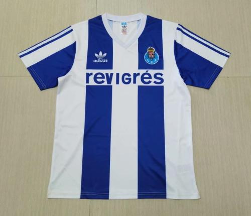 Porto 90/93 Home Soccer Jersey