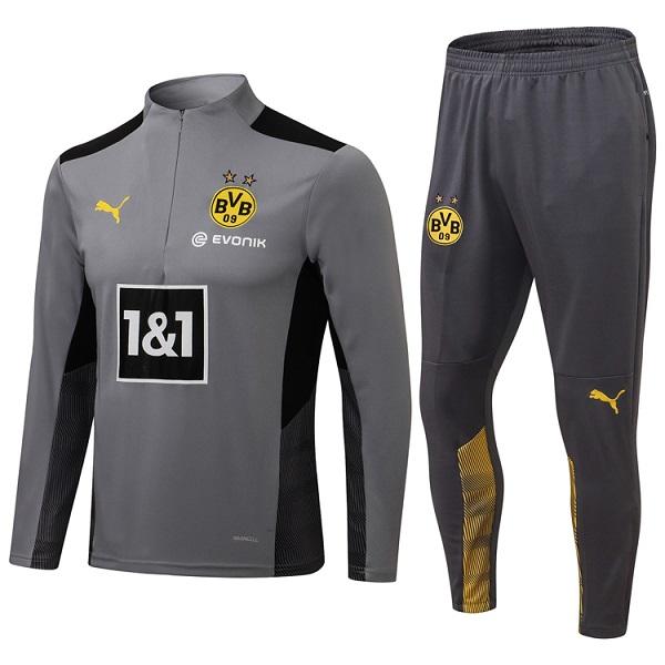 Dortmund 21/22 Tracksuit - Grey